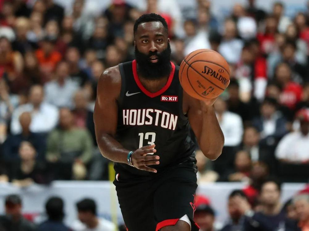 Image result for james harden china