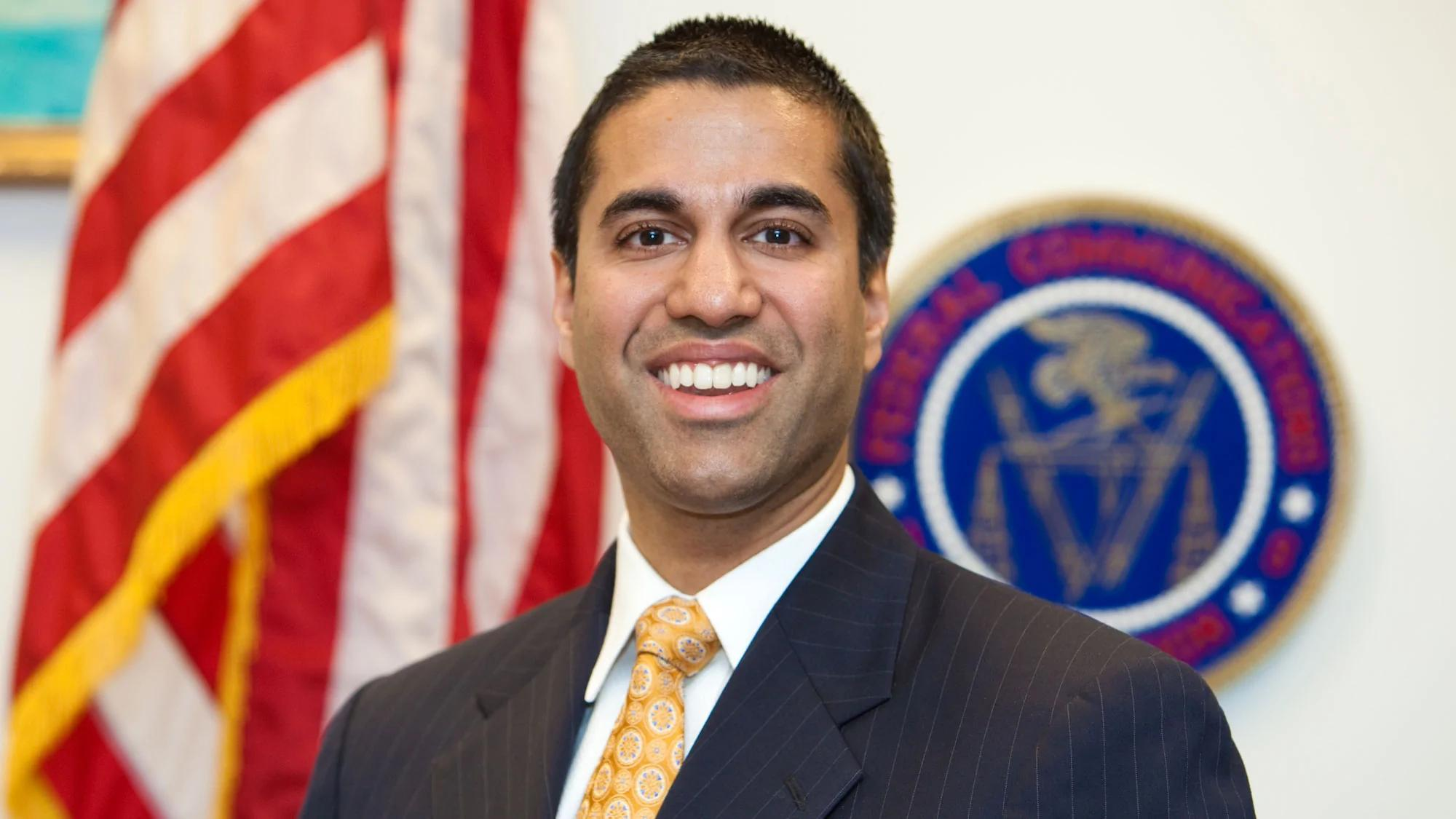 Image result for Ajit Pai