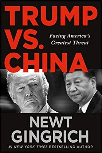 Image result for Trump vs. China: facing America』s greatest threat